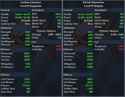 Archon vs Krivox