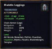 Bladefin Leggings