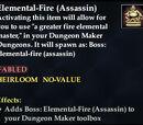 Elemental-Fire (Assassin)