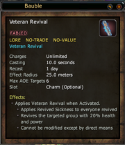 Veteran Revival