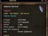 Veteran Revival