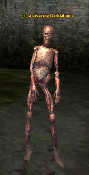 A decaying Darkfathom