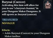 Burynai (Coercer)
