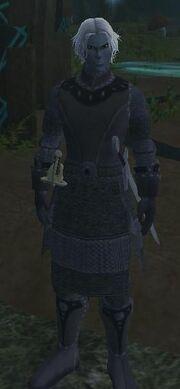 Deceitful Coat of Phantasma (equipped)
