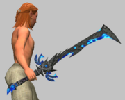 Ethernere Armorbreak (Equipped)