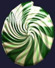 Mint Buckler (Visible)