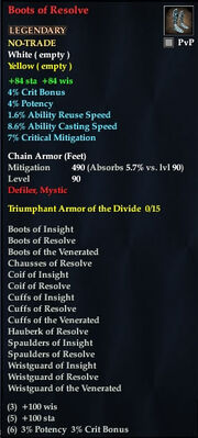 Boots of Resolve