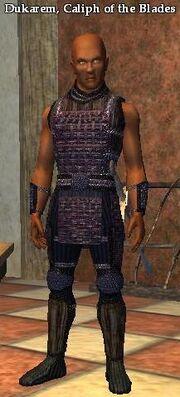 Dukarem, Caliph of the Blades