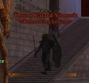 NPC Doom Guard Vimock