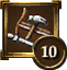 Achievement Icon repair kit 10