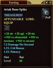 Aviak Bone Spike