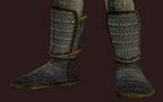Iron Reverent Boots (Equipped)