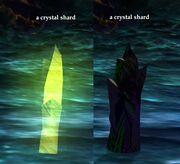 Crystal shards (Terra Forma)