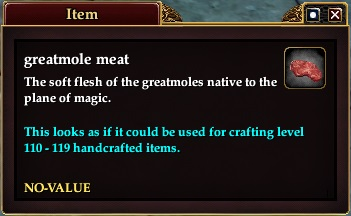Greatmole meat