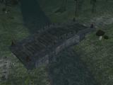 Headstone Walkway