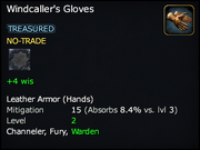 Windcaller's Gloves