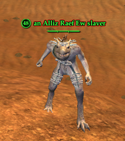 An Alliz Raef Ew slaver