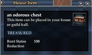 An odorous chest