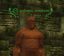 Golemic enforcer