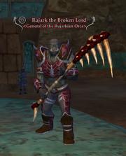 Rujark the Broken Lord