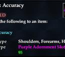 Rune: Accuracy