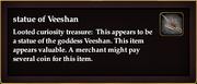 Statue of Veeshan