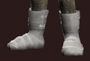 Vicar's Sanctified Plate Boots (Equipped)
