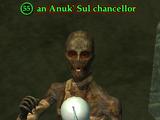 An Anuk' Sul chancellor (Living Tombs)