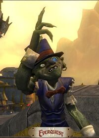 Gigglegibber Goblin