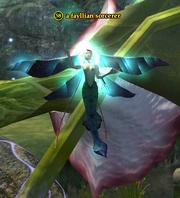 A fayllian sorcerer