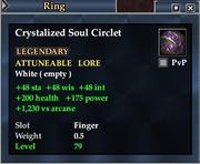 Crystalized Soul Circlet