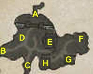 Indigo Hollow Map
