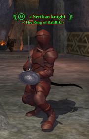 A Serilian knight