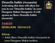 Drusella Sathir (Assassin)