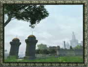 Painting Qeynos Gates Remembered (Placed)