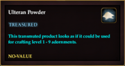 Ulteran Powder