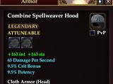Combine Spellweaver Hood