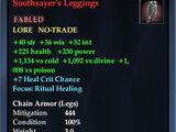 Soothsayer's Leggings