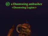 A Doomwing ambusher