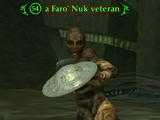 A Faro' Nuk veteran
