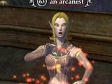 An arcanist