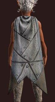 Cloak of the Sandmage (Equipped)