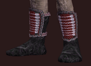 Hierophant's Leather Boots (Equipped)