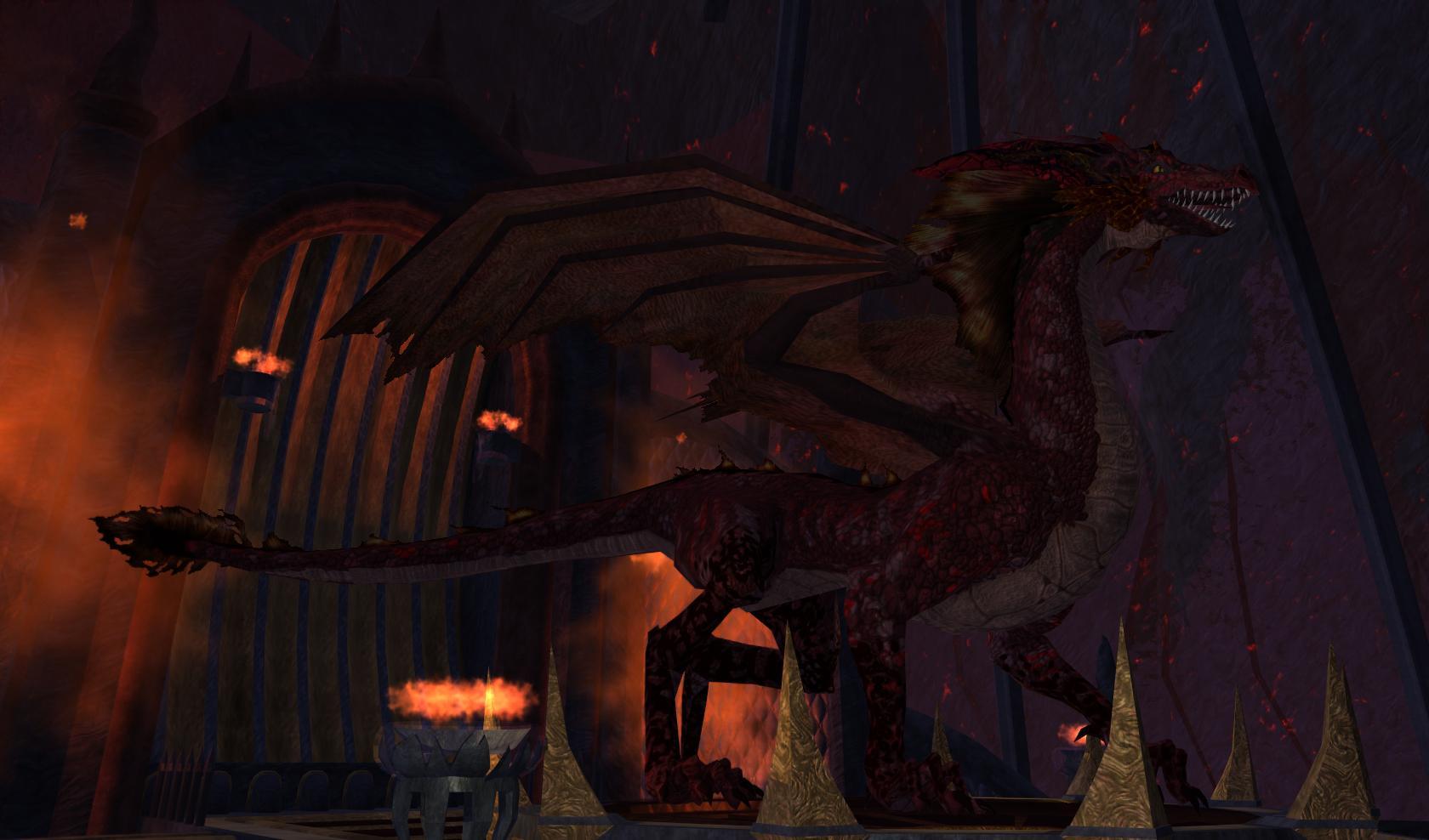 Lord Nagafen < Lord Nagafen (Nagafen's Lair) >   EverQuest 2