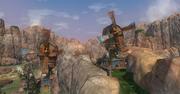 Steamfont Windmill