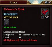 Alchemist's Mask