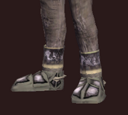 Curate's Exalted Plate Boots (Equipped)