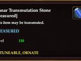 Planar Transmutation Stone (Treasured)