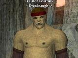 Trainer Durbok