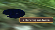 Slithering windworm (pickup)